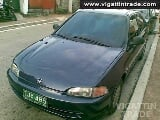 Photo 1994 Honda Civic Lx Power Steering Midnight...