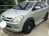 Photo Toyota Innova G M/T DIESEL (Loaded)