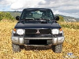 Photo Mitsubishi Pajero Manual 1997