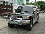 Photo 2005 Pajero Fieldmaster 4x2 A/T Diesel