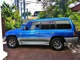 Photo Mitsubishi Pajero Fieldmaster 2000