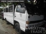 Photo Isuzu Elf FB body