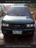 Photo Isuzu Crosswind XT 2003
