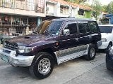 Photo 2003 mitsubishi pajero fieldmaster