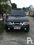 Photo Isuzu crosswind XTi