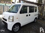 Photo Suzuki Every Van 5 speed manual trans