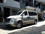 Photo Hyundai Grand Starex Manual 2009