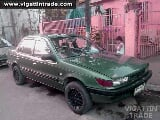 Photo 1990 Mitsubishi Lancer Singkit Gl Green -mt
