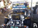 Photo Owner type jeep cavite stainless
