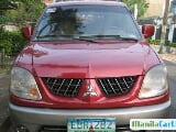 Photo Mitsubishi Adventure 2005