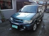 Photo Isuzu Crosswind XT 2009 Model