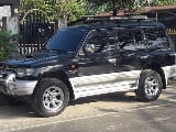 Photo Pajero field master 2000 model