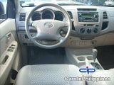 Photo Toyota Hilux Automatic 2006