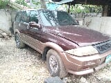 Photo Ssangyong Musso 1999