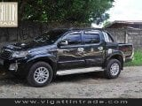 Photo Toyota Hilux Manual 4x4