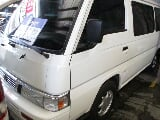 Photo 2012 Nissan Urvan