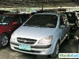 Photo Hyundai Getz Manual 2010