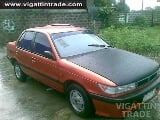Photo 1990 Mitsubishi Lancer Singkit Passion Orange -mt