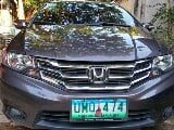 Photo Honda city 1. 5E A/T 2013 registered