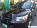 Photo Hyundai Santa Fe Automatic 2007