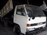 Photo 1992 Isuzu Elf Mini Dump 4x2 4BE1