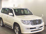 Photo Toyota Land Cruiser - 4.6L (4600 cc) White