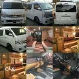 Photo Toyota hiace