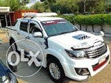 Photo Toyota Vigo chame Bank lease on ur documents