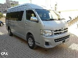 Photo Hiace 2012 Grand Cabin Patrol Auto Power Side Door