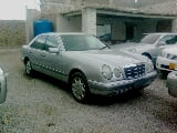 Photo 1996 Mercedes E class for sale in Quetta