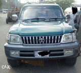 Photo Toyota Land Cruiser Prado Diesel