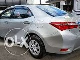 Photo Toyota corola its vip condtion cars aVails...