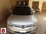 Photo Honda Civic VTi Oriel 1.8 i-VTEC 2008 Model