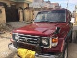 Photo Toyota Landcruiser RKR