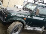Photo Used Suzuki Jimny Sierra 2005: Price: Rs. 450000