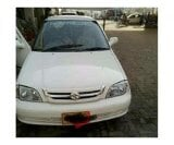Photo Suzuki Cultus Model 2013 Euro II Scratch Less...