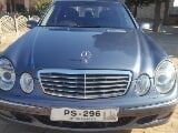 Photo 2003 Mercedes E class for sale in Faisalabad