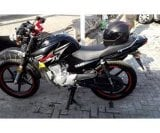 Photo Yamaha Ybr Like Heavy Bike Black Color...