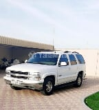 Photo Used Chevrolet Tahoe LT 4WD 2003