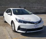 Photo Toyota corolla 2017 2.0se single owner used in...