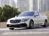 Photo Rent a 2016 Mercedes Benz S550 in Dubai - AED...