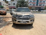 Photo Used Toyota Land Cruiser 4.6 GXR 2016