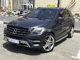 Photo Used Mercedes-Benz ML500 2013