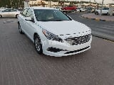 Photo Used Hyundai Sonata 2.5L GDI 8AT Base 2017