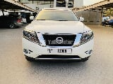 Photo Used Nissan Pathfinder S 4WD 2016