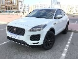 Photo Used Jaguar E-Pace 2020