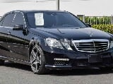 Photo Used Mercedes-Benz E 63 AMG 2011