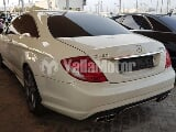 Photo Used Mercedes-Benz CL-Class CL 500 2009