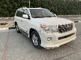 Photo Toyota Land Cruise V6 Top Option Very clean