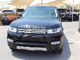Photo Used Land Rover Range Rover Vogue 2014